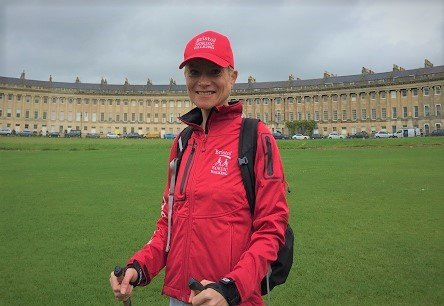 Sarah Lillywhite - Instructor at Bath Nordic Walking